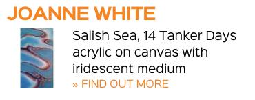 Salish Sea, 14 Tanker Days
