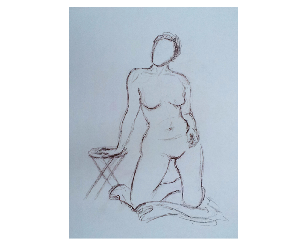 Life Drawings Joanne White