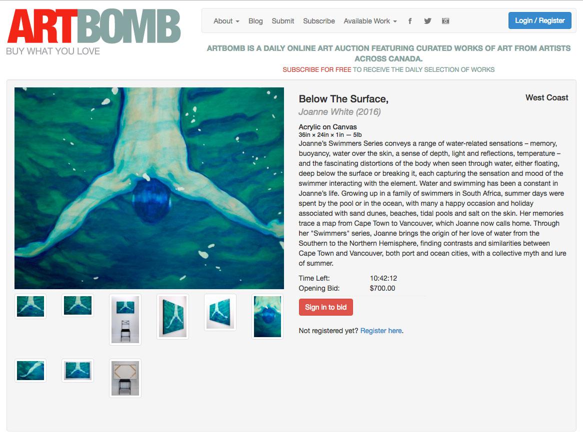 ArtBomb feature