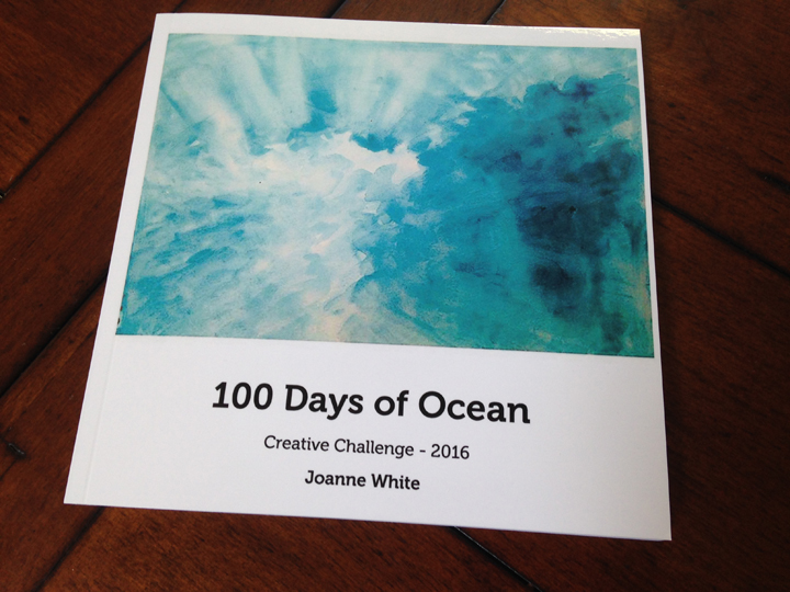 100DaysOfOceanBook