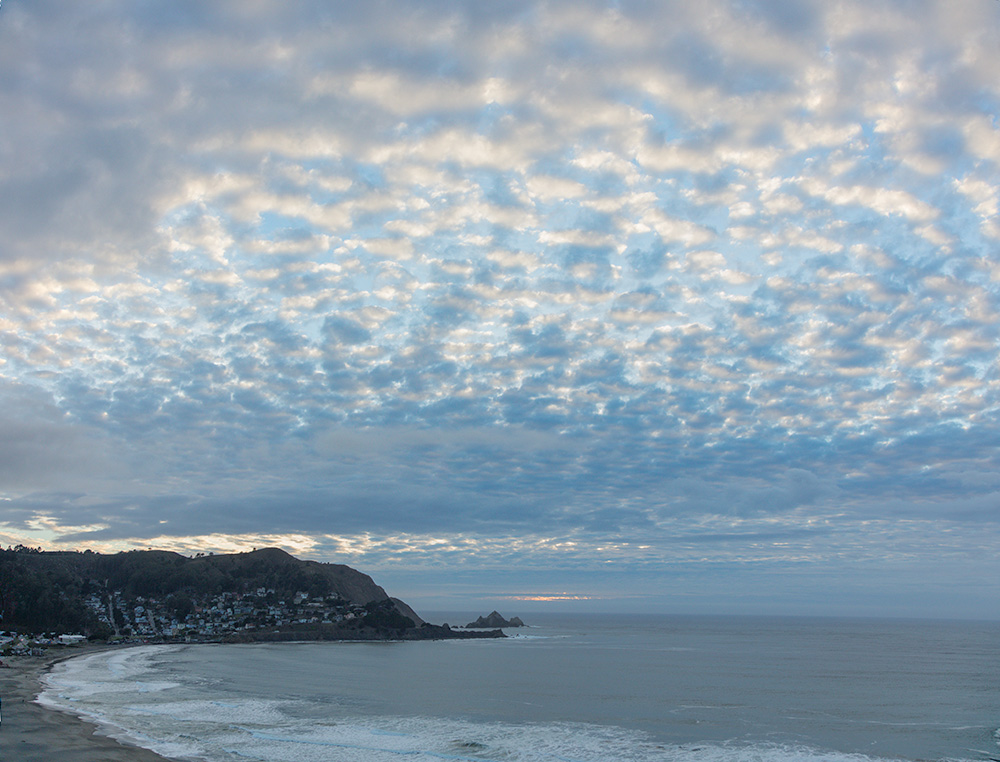 Linda Mar Bay, just down the road from Stephen Johnson Photography.