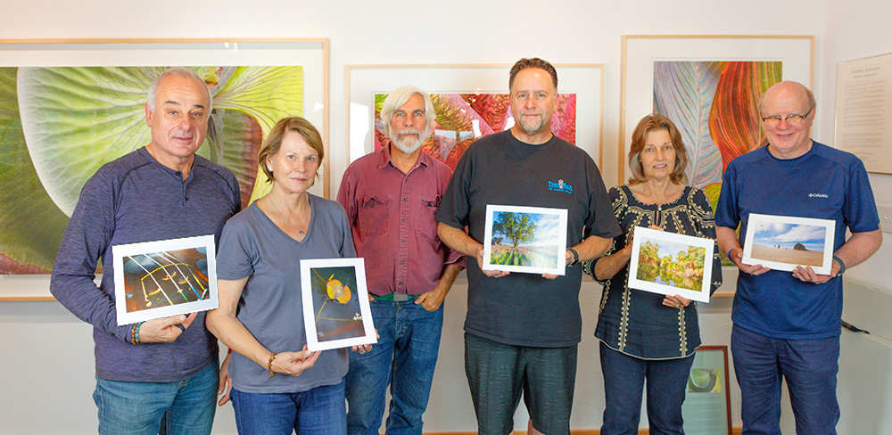 Fine Art Printing Workshop July 2018.