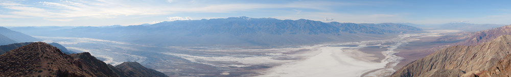 Death Valley from Dante's View.