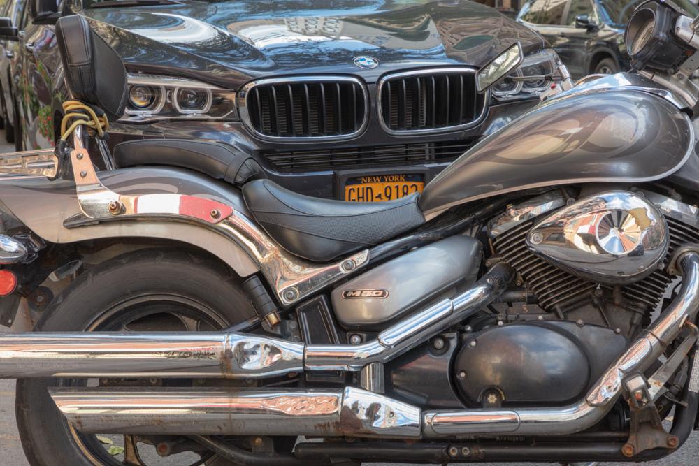 Street Machines. New York. 2018. Canon EOS 5DS. R.