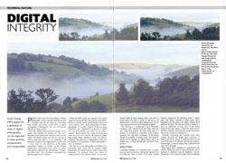 Digital Iintegrity. British Journal of Photography. . May 2005.
