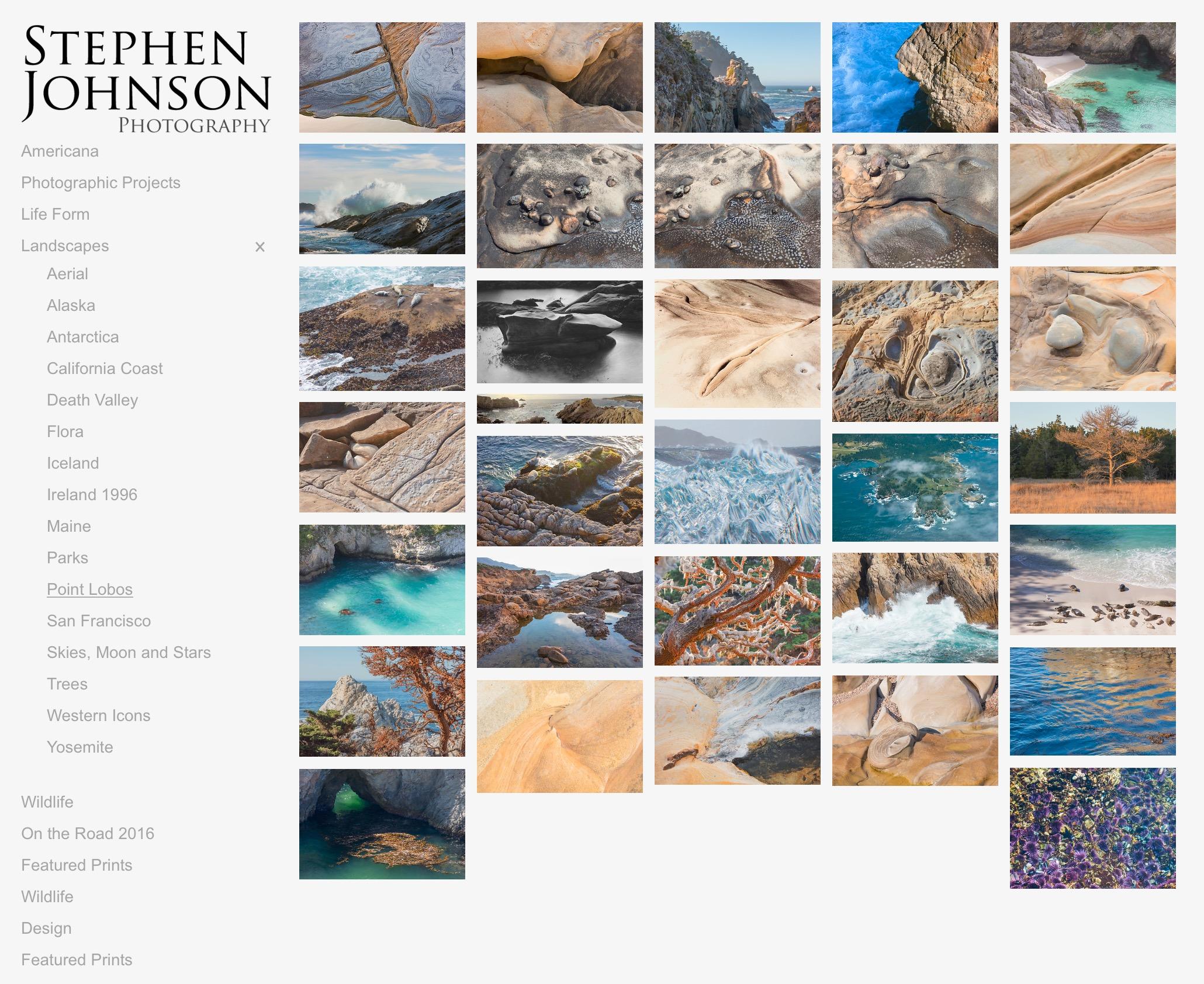 Point Lobos Galleries