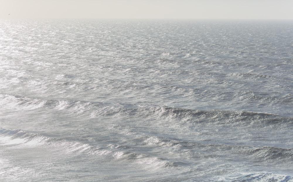 Silver Surf, Pacifica, CA. 2018.
