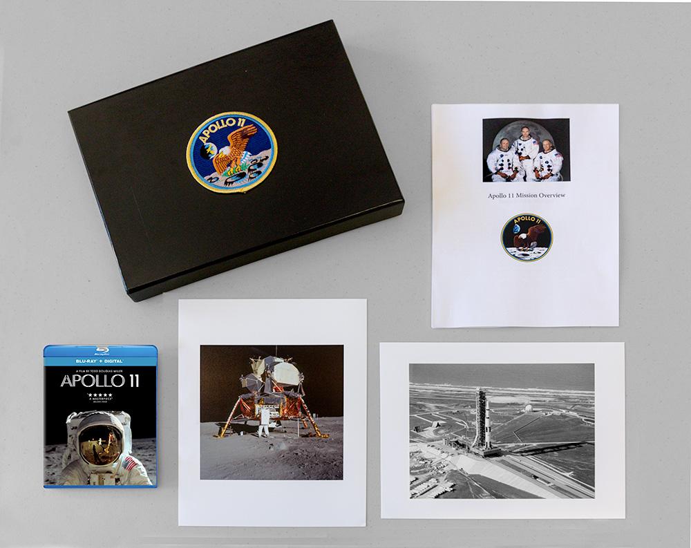Apollo 11 Collectors Portfolio examples..