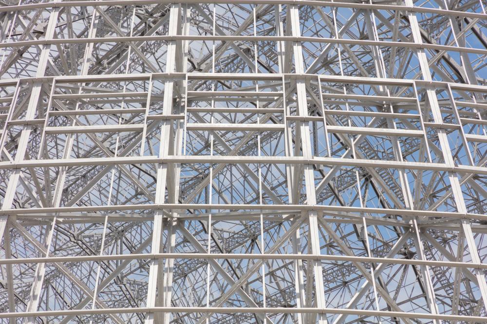 Hangar 1, Moffett Field. NASA Ames Research Center. 2019. Canon EOS 5DS R