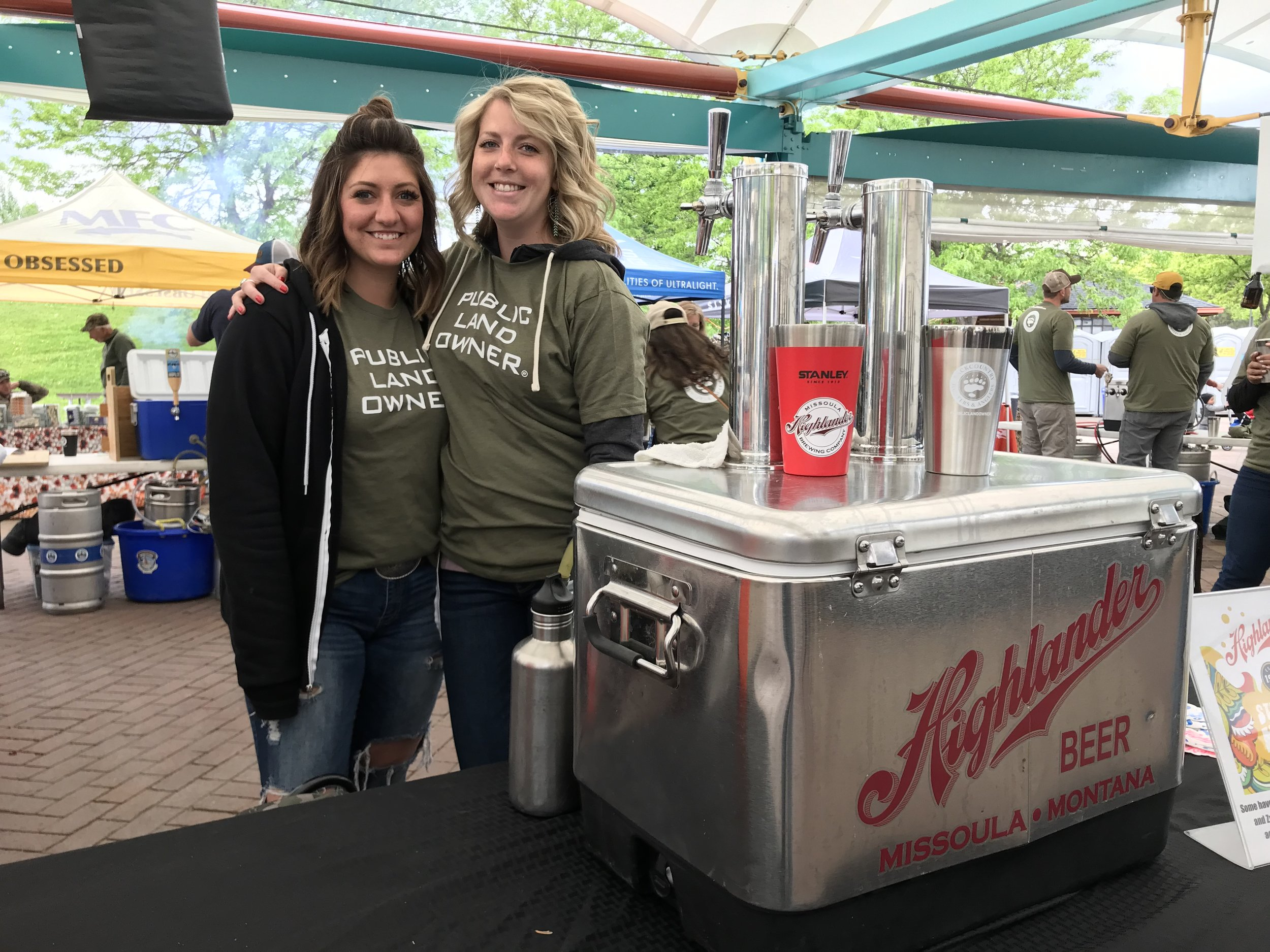 BREW FESTS AND TAP TAKEOVERS -