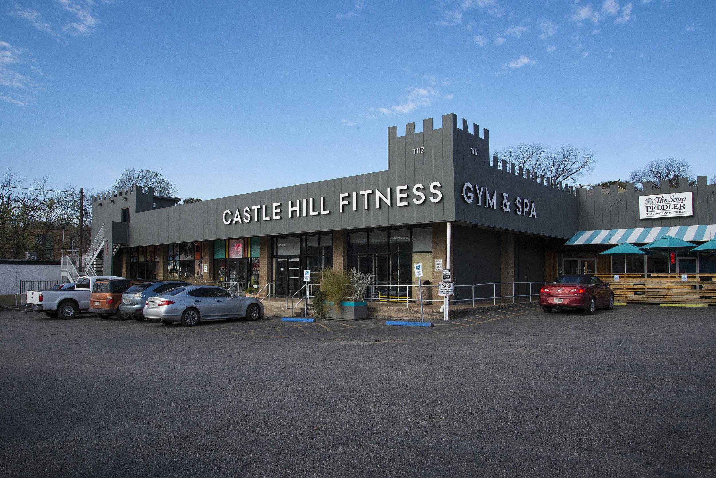 Castle Hill Fitness Downtown Austin
