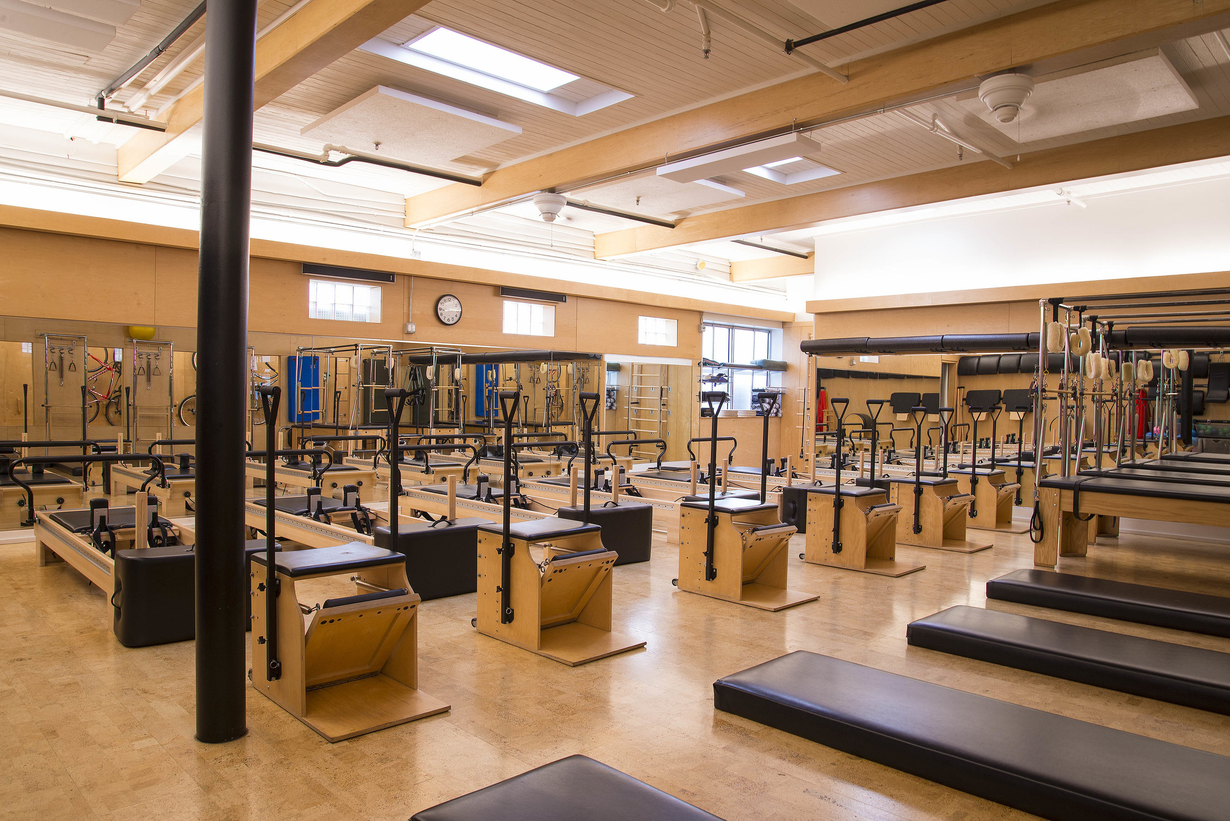 Castle Hill Fitness Downtown Austin Pilates Studio