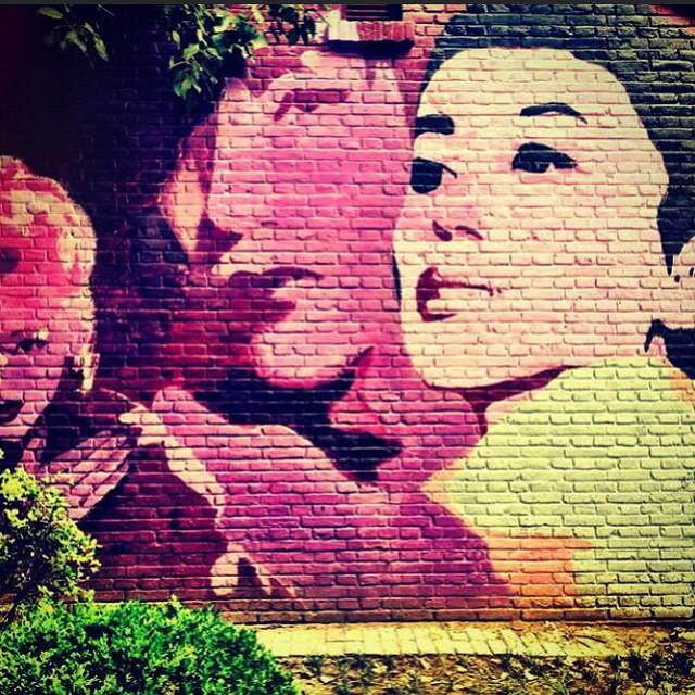 Amazing street art in Beijing #798 #streetart #beijing