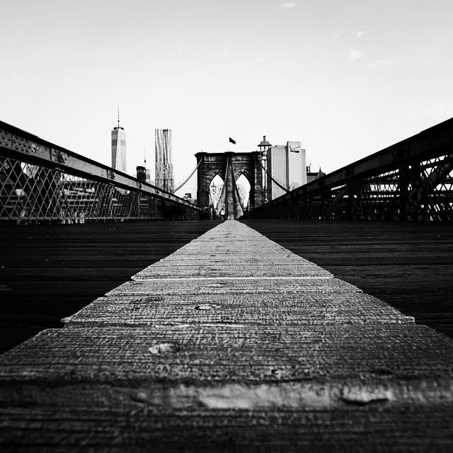 Early morning shoot on Brooklyn Bridge!! Worth the 6AM kick off #brooklynbridge #newyork #icapcampus #a7r2 #freedomtower