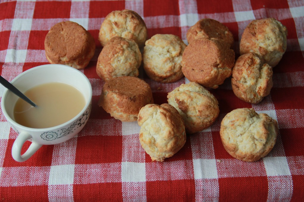 Molly's Sweet Cream Biscuits