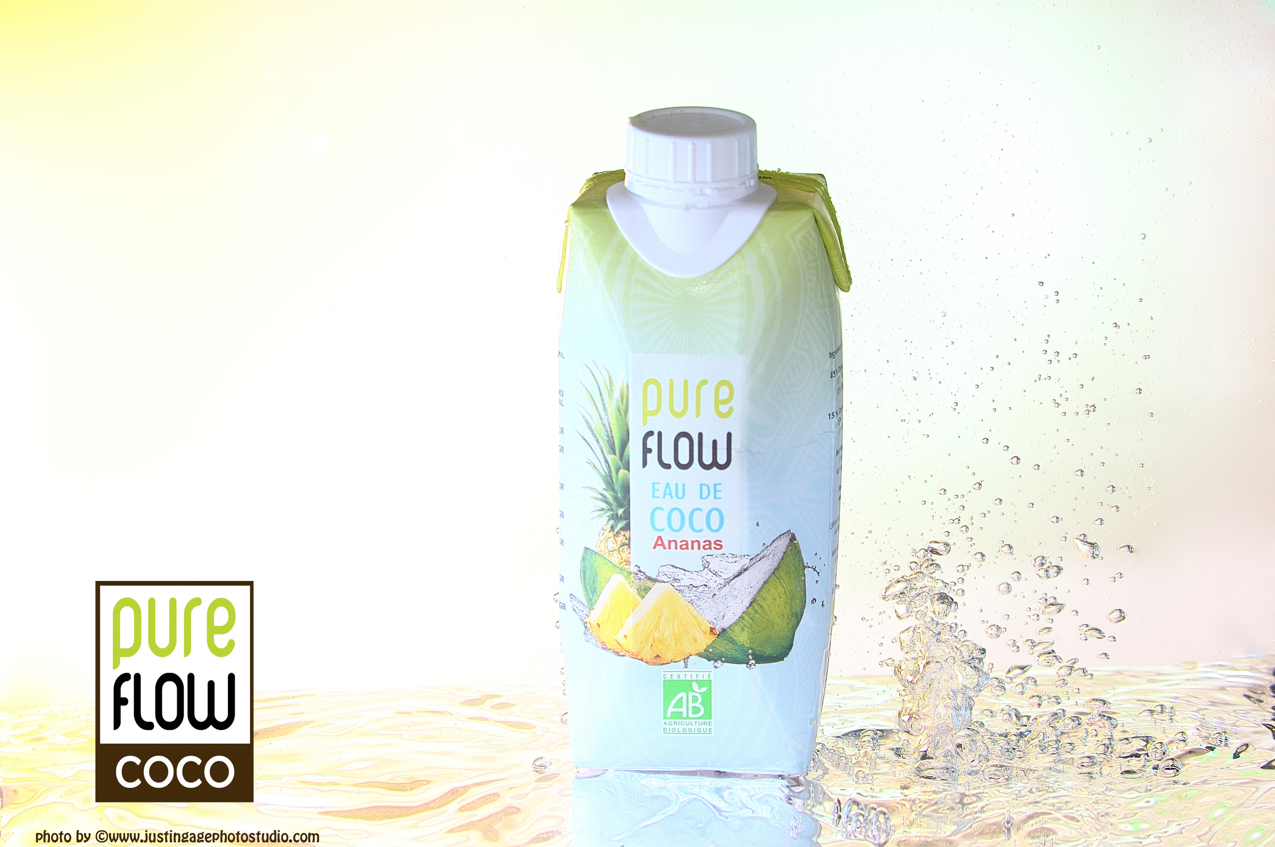 Pure Flow Coco has been created to bring to market a range of Nutritious, Organic and Sustainable Coconut products.