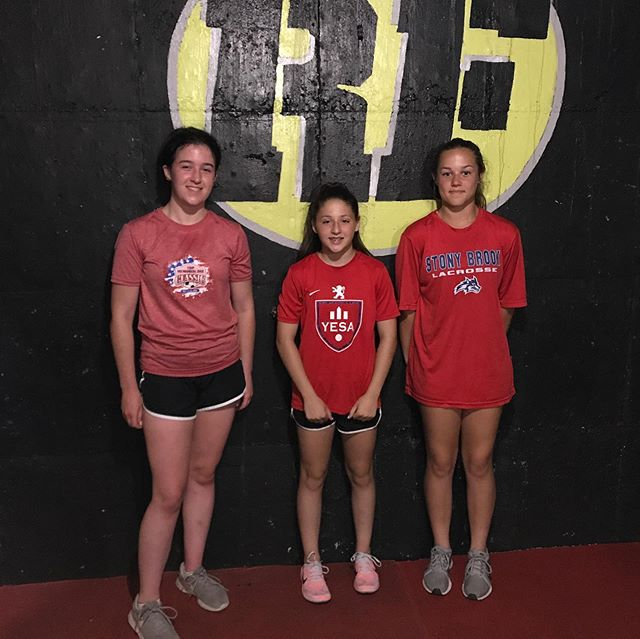 Successful first day for the high school athletes. These athletes pushed themselves hard with the guidance of our strength and conditioning coach @fitness_vinnyd way to go guys!!! We are happy to have you join the revolution family.  #athletes #strengthandconditioning #hardwork #dedication #northportvillage #cowharbor #eastnorthport