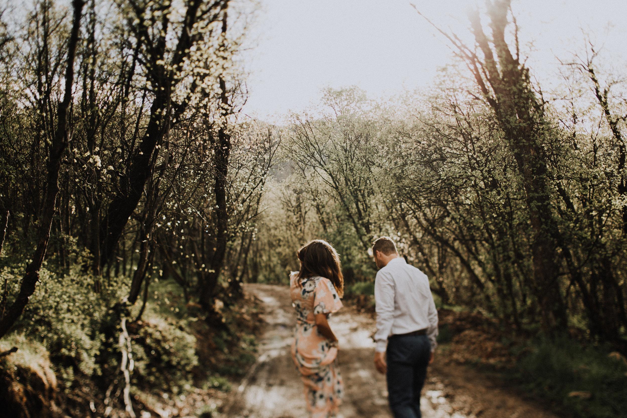 Melyssa & Eric - engagements