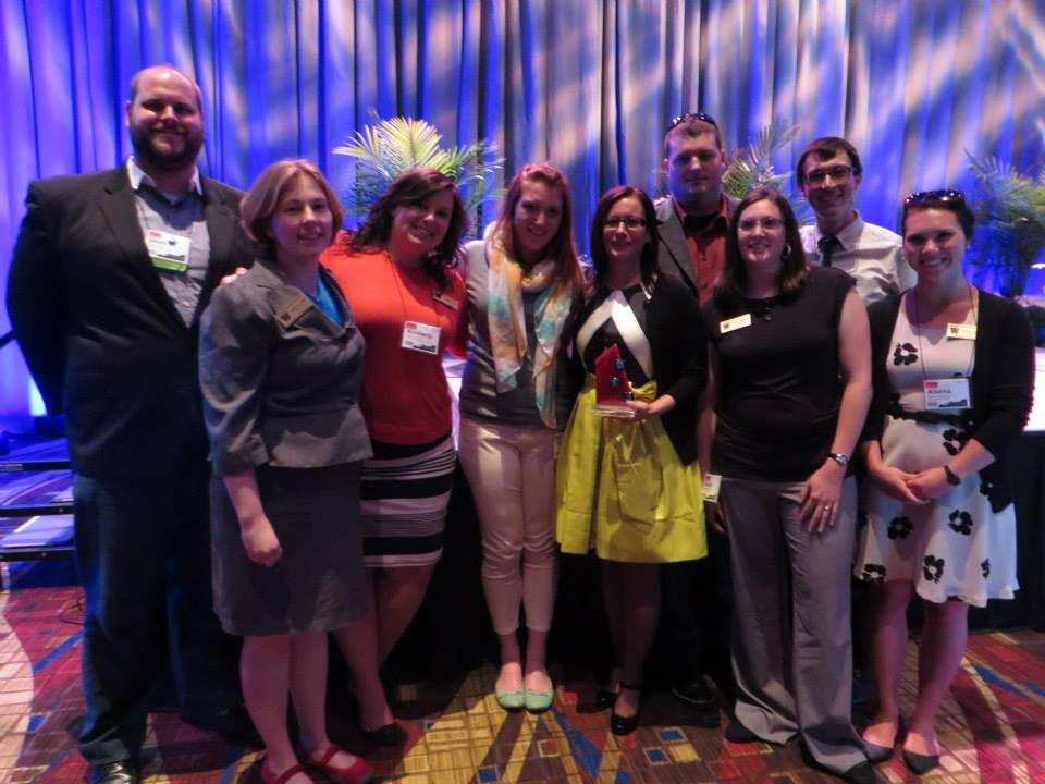 Outstanding Mentor Award with LAB ABAI Chicago 2014.jpg