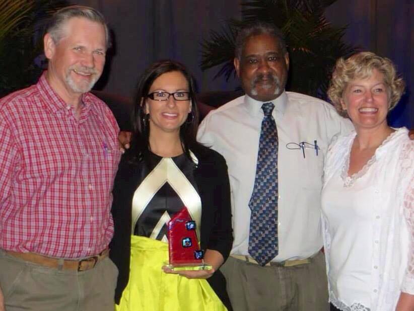ABAI Outstanding Mentor Award at ABAI Chicago 2014.jpg
