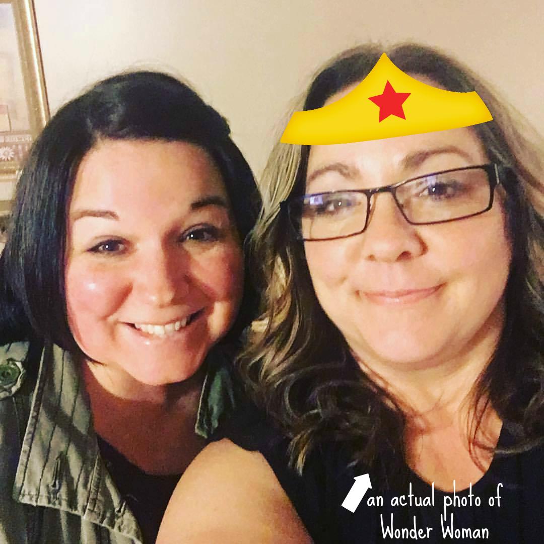 Meet Christina - my sister, my hero!