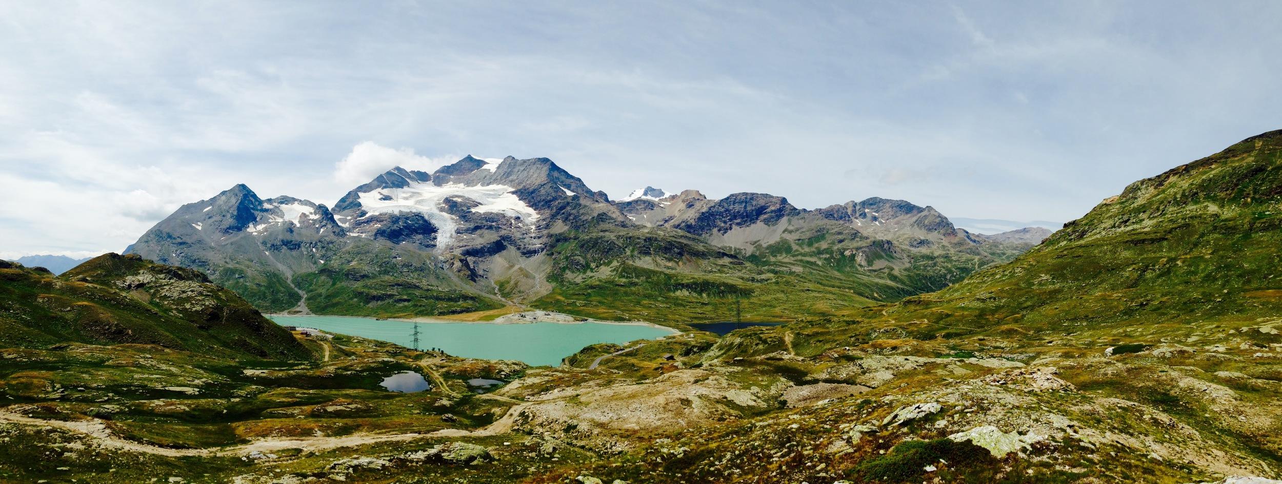Bernina e Lago Bianco