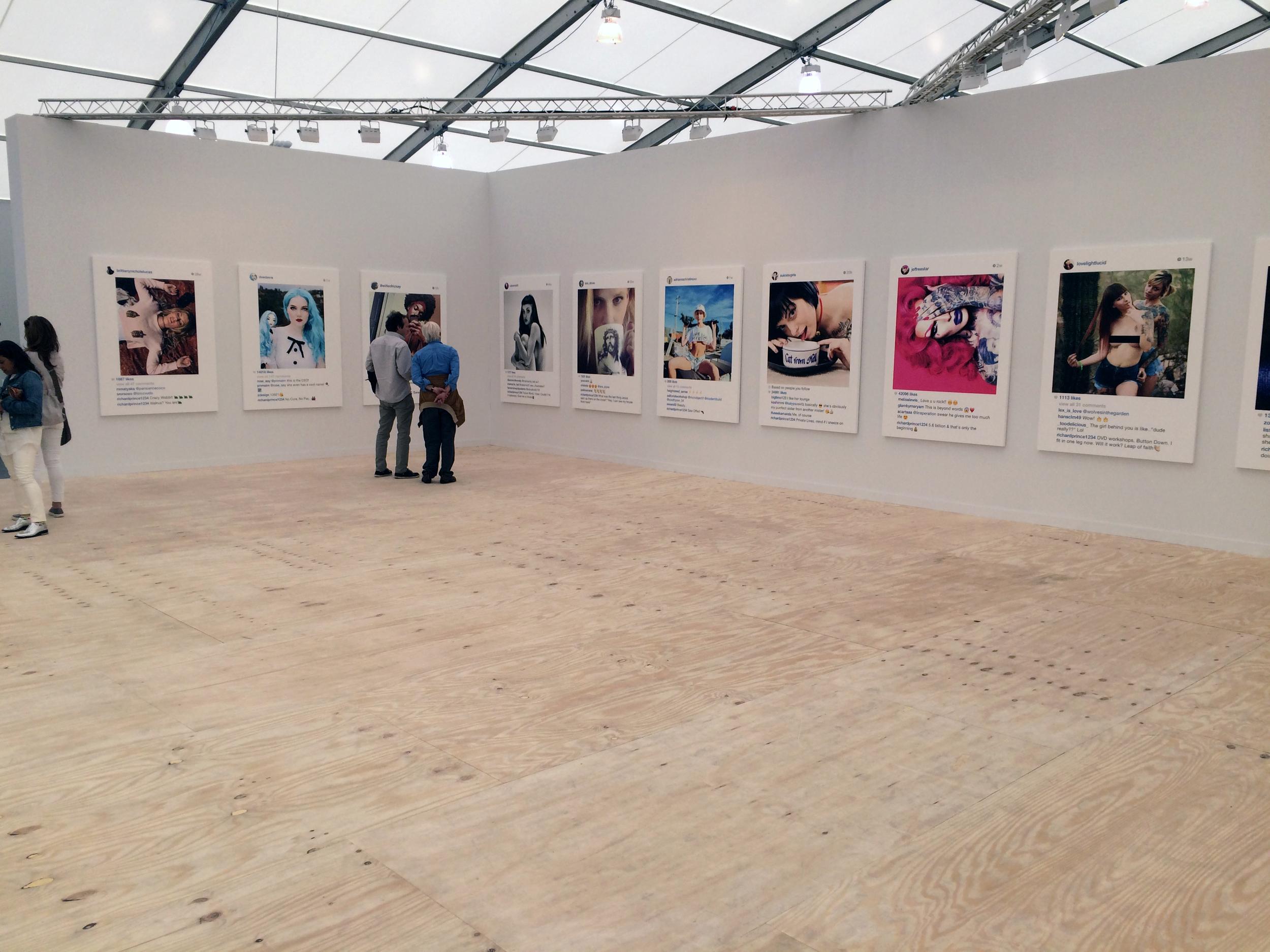 Gagosian Gallery – Richard Prince