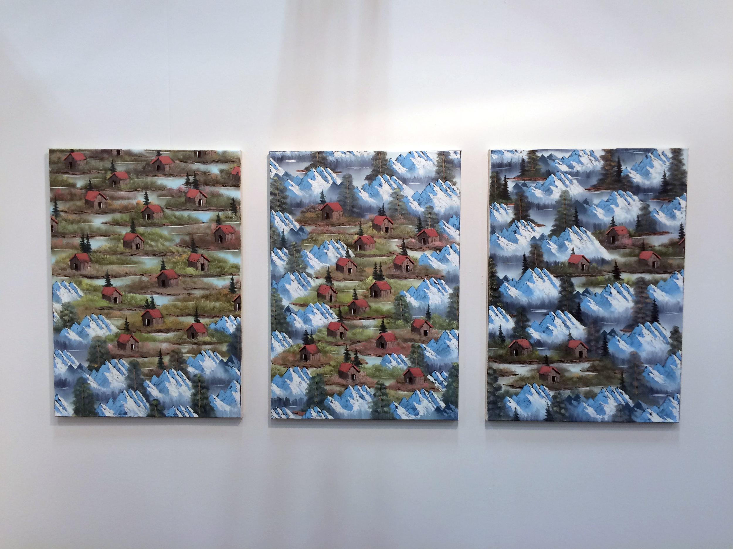 Anat Ebgi Gallery –Neil Raitt