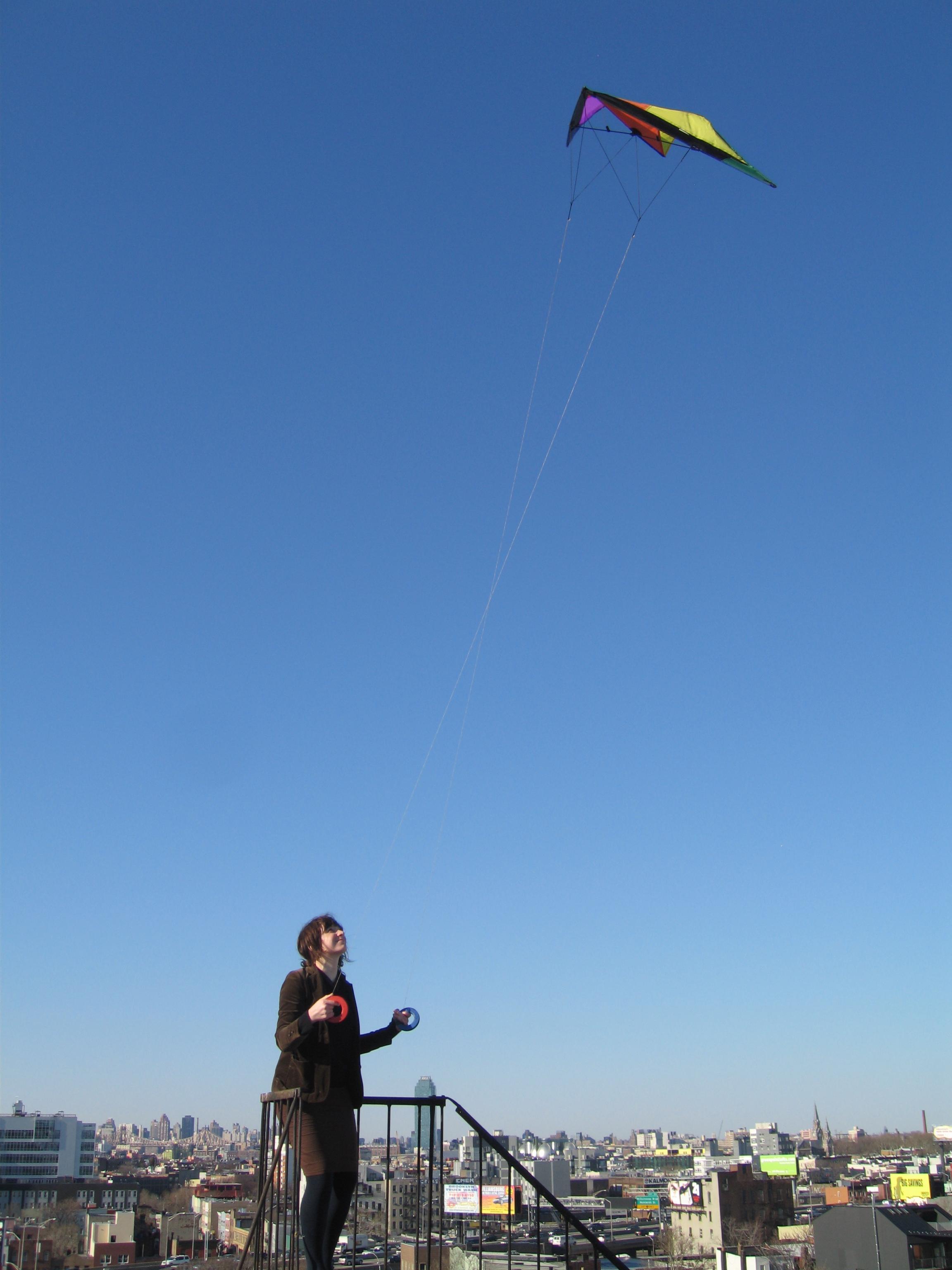 Geo Kiting