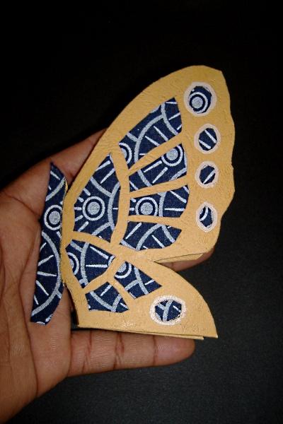 Handmade Butterfly cards by Nkolika Anyabolu
