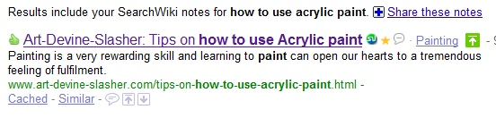 Tips on how to use Acrylic Paint