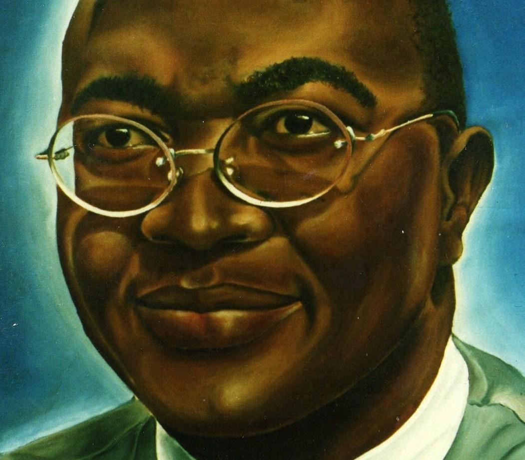 Oil Portrait by Nkolika Anyabolu