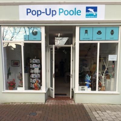 Nkolika Anyabolu at Pop Up Poole