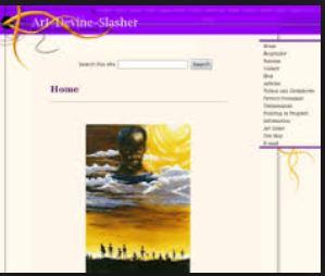 Art-Devine-Slasher.com