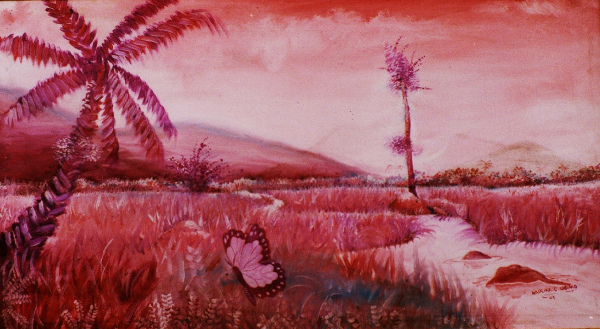 "Monochrome Oil On Canvas Painting- Pink Landscape, 2003                    Normal   0           false   false   false     EN-GB   X-NONE   X-NONE                                                                                                                                                                                                                                                                                                                                                                           /* Style Definitions */  table.MsoNormalTable 	{mso-style-name:""Table Normal""; 	mso-tstyle-rowband-size:0; 	mso-tstyle-colband-size:0; 	mso-style-noshow:yes; 	mso-style-priority:99; 	mso-style-parent:""""; 	mso-padding-alt:0in 5.4pt 0in 5.4pt; 	mso-para-margin-top:0in; 	mso-para-margin-right:0in; 	mso-para-margin-bottom:10.0pt; 	mso-para-margin-left:0in; 	line-height:115%; 	mso-pagination:widow-orphan; 	font-size:11.0pt; 	font-family:""Calibri"",""sans-serif""; 	mso-ascii-font-family:Calibri; 	mso-ascii-theme-font:minor-latin; 	mso-hansi-font-family:Calibri; 	mso-hansi-theme-font:minor-latin; 	mso-fareast-language:EN-US;}                        Normal   0           false   false   false     EN-GB   X-NONE   X-NONE                                                                                                                                                                                                                                                                                                                                                                           /* Style Definitions */  table.MsoNormalTable 	{mso-style-name:""Table Normal""; 	mso-tstyle-rowband-size:0; 	mso-tstyle-colband-size:0; 	mso-style-noshow:yes; 	mso-style-priority:99; 	mso-style-parent:""""; 	mso-padding-alt:0in 5.4pt 0in 5.4pt; 	mso-para-margin-top:0in; 	mso-para-margin-right:0in; 	mso-para-margin-bottom:10.0pt; 	mso-para-margin-left:0in; 	line-height:115%; 	mso-pagination:widow-orphan; 	font-size:11.0pt; 	font-family:""Calibri"",""sans-serif""; 	mso-ascii-font-family:Calibri; 	mso-ascii-theme-font:minor-latin; 	mso-hansi-font-family:Calibri; 	mso-hansi-theme-font:minor-latin; 	mso-fareast-language:EN-US;}     © Nkolika Anyabolu"