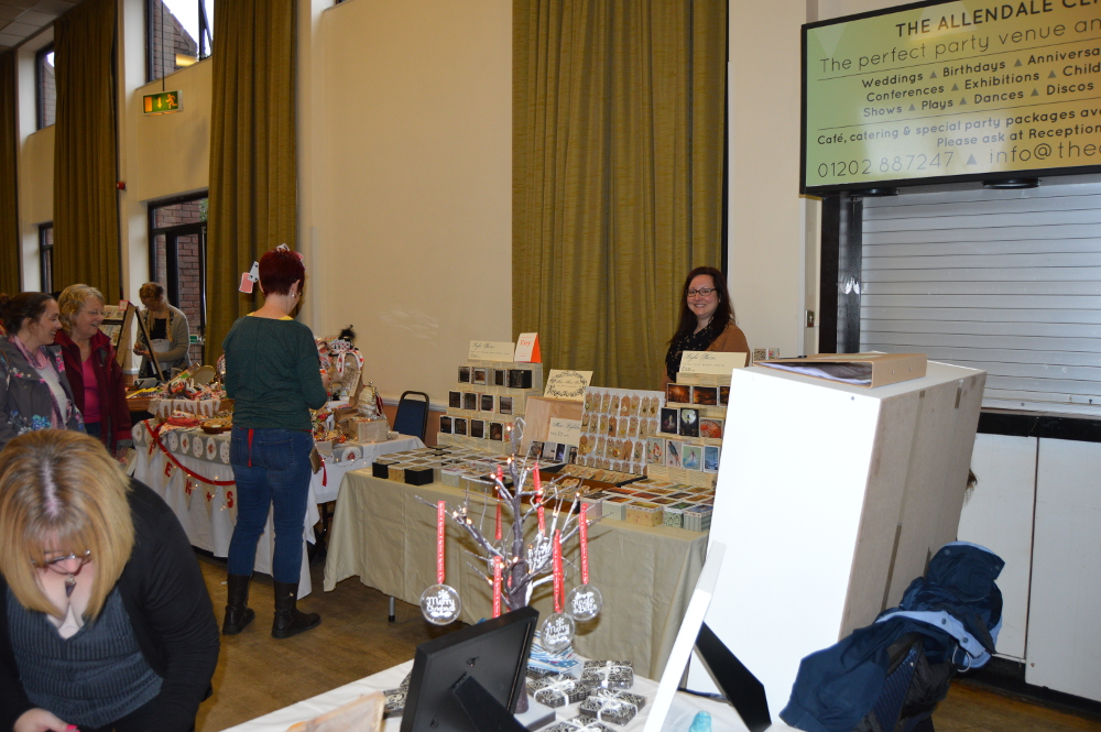 SatisHouseFive at Etsy Christmas fair