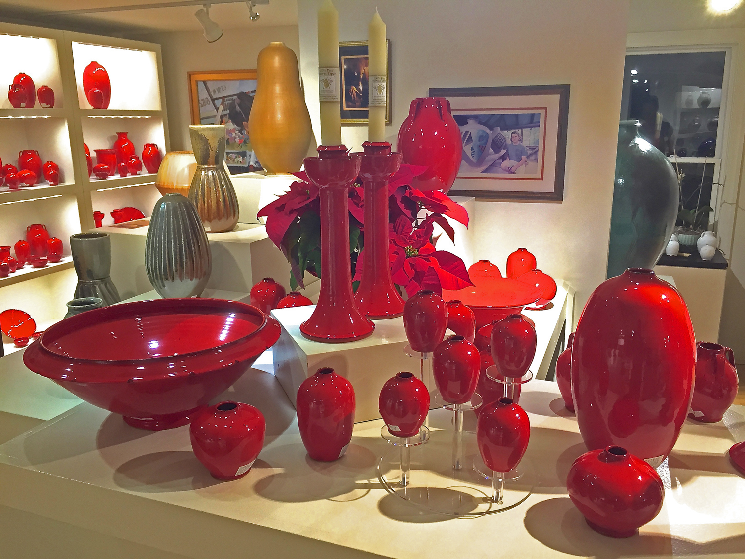 Chinese Red Display Inside Showroom.jpg