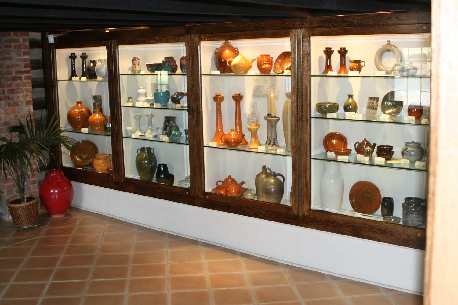 Museum at Ben Owen Pottery2web.jpg