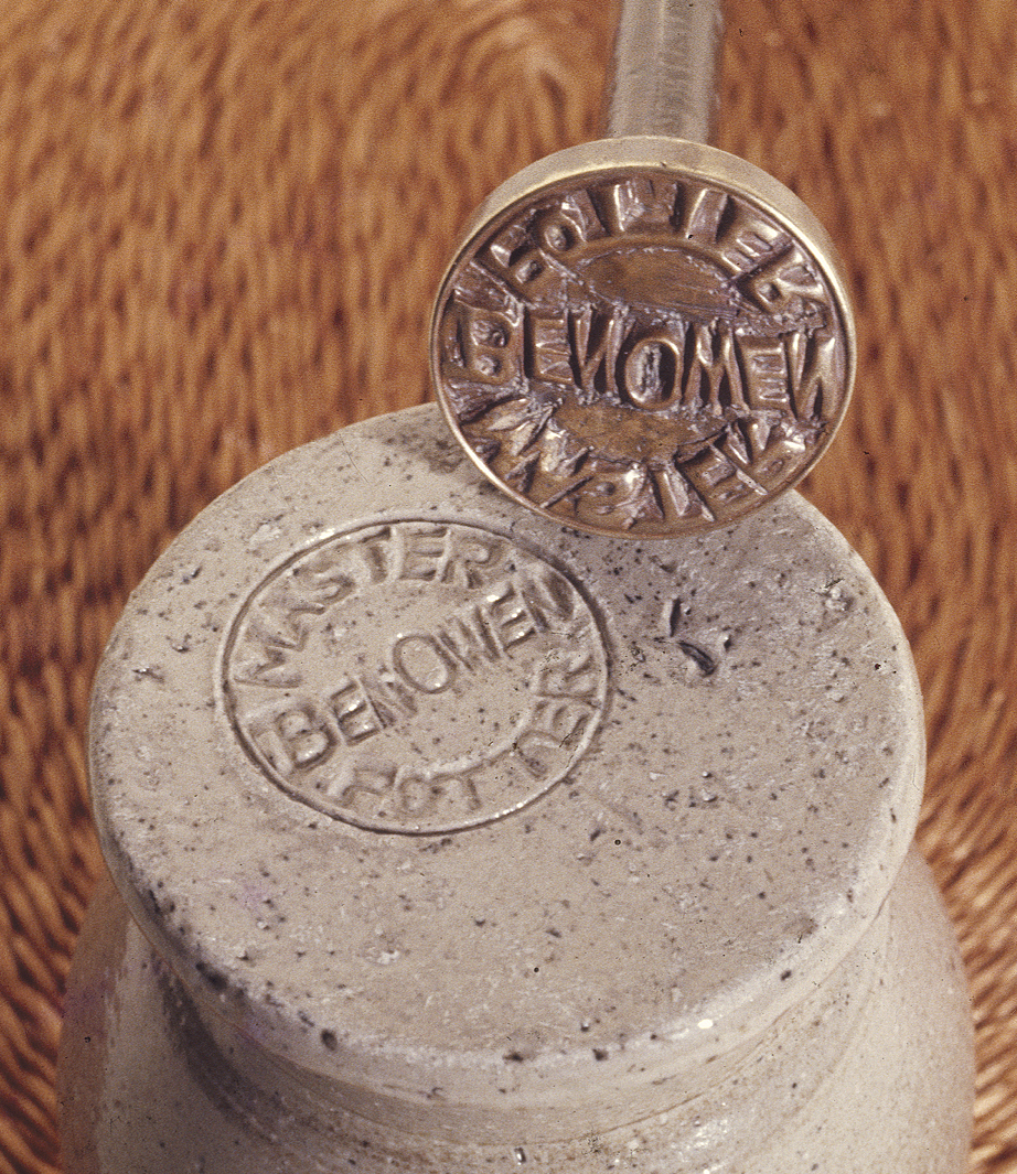 Ben Owen Master Potter Stamp 1960s.jpg