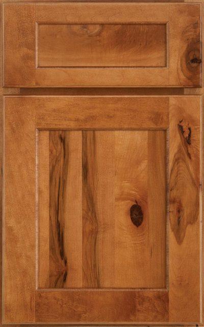 Dana Pointe Flat Panel Rustic Maple Chestnut