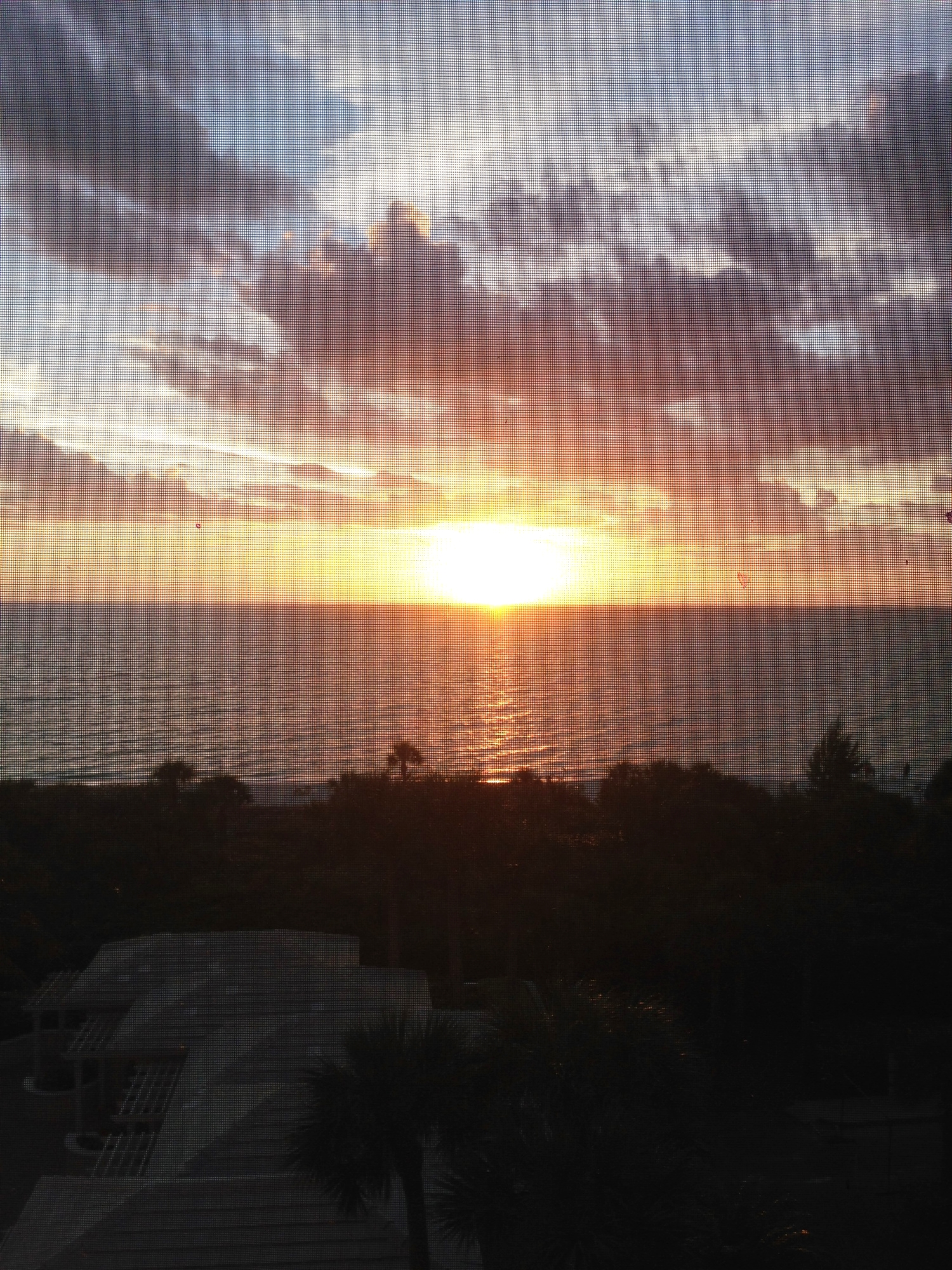 hitting reset at sunset.