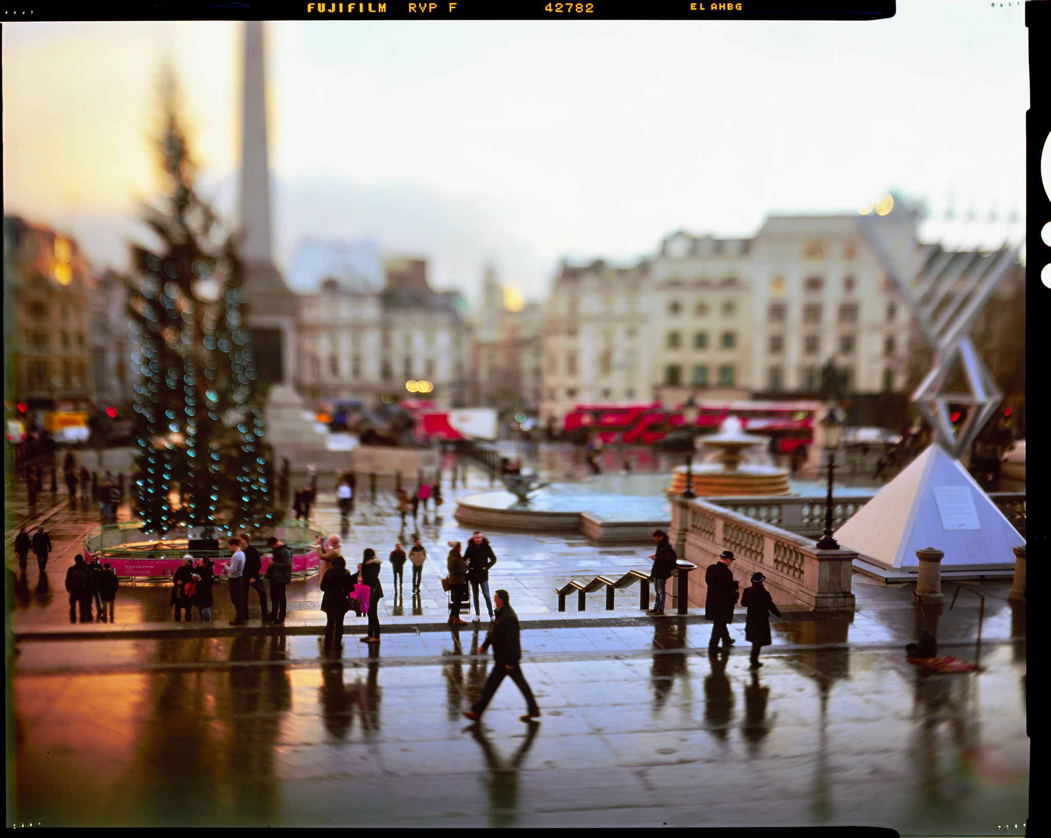 "Click to see more ""Miniature London from Doubledecker"""