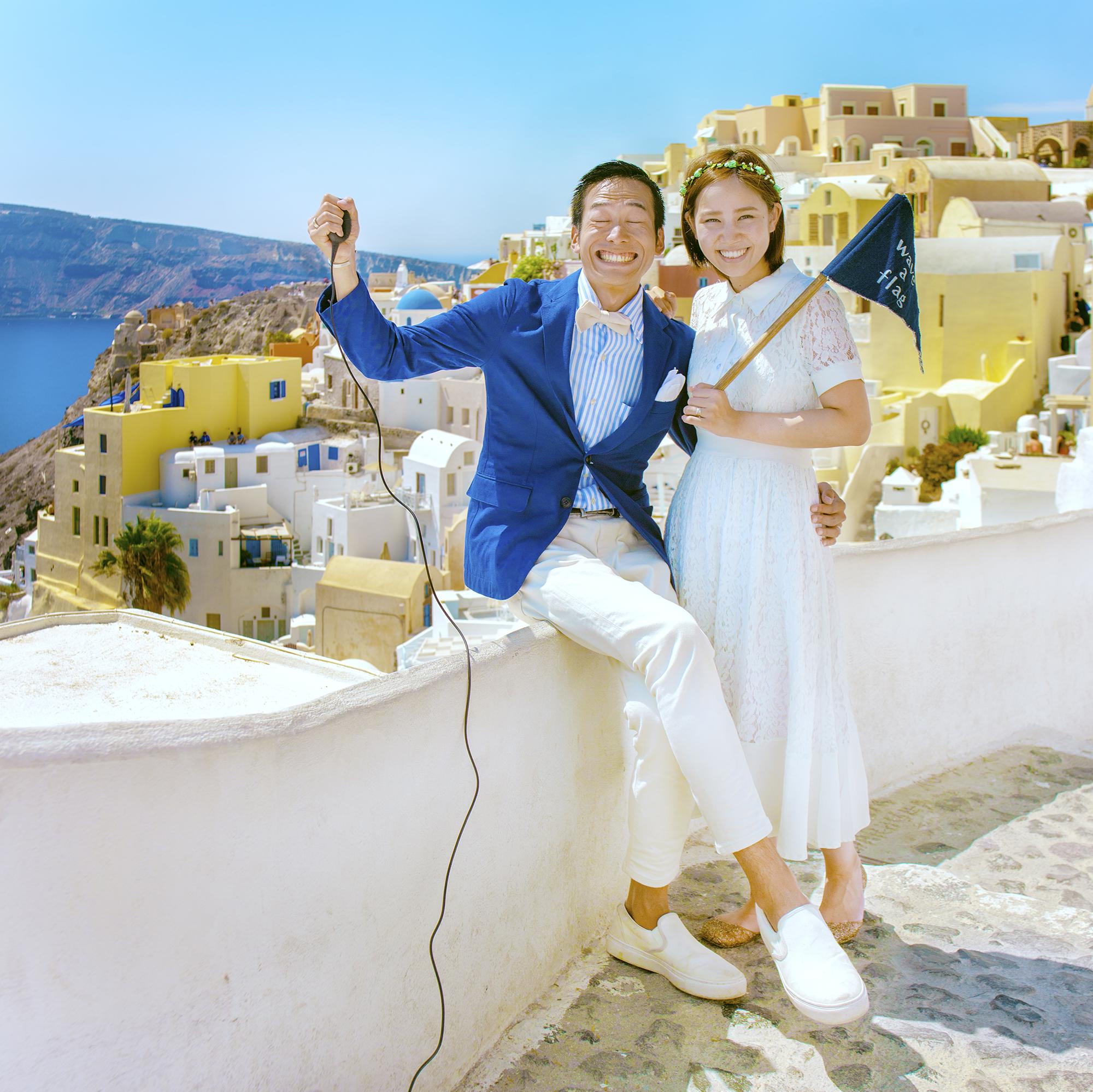 Santorini, Greek / 산토리니, 그리스 / サントリーニ, ギリシャ