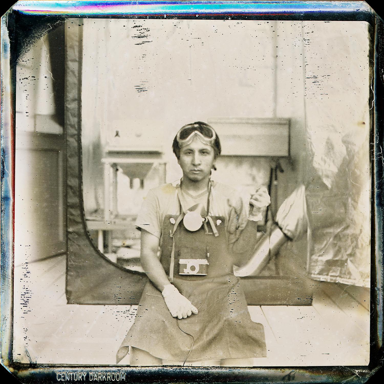 """Daguerreotype(ダゲレオタイプ)   The resistance to """" Oblivion Terror """"  ダゲレオタイプとは、1839年に発表された、光とレンズ、そして感光性物質の化学的作用で出来あがった像を、半永久的に定着できるようになった、つまり、 世界初の実用的な ... つづきをみる"""