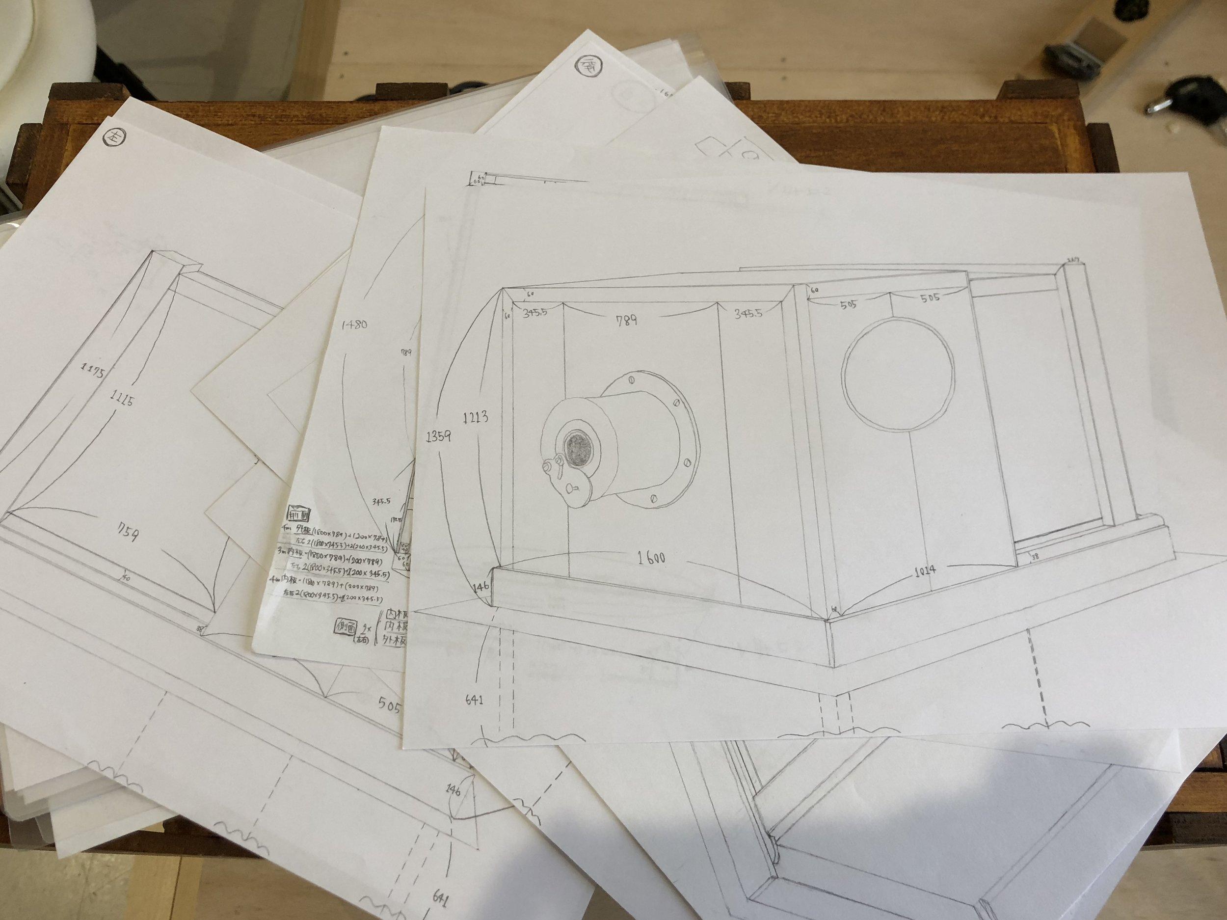 Giroux Daguerreotype Camera   世界初の商業カメラである ジルーダゲレオタイプカメラ の形を模した 巨大カメラ兼暗室 を現在製作中。古典写真技法を撮影後、お客様とこの巨大カメラに入り共に 現像作業 を行います。この巨大カメラは実際に 撮影することも可能 であり、... つづきをみる