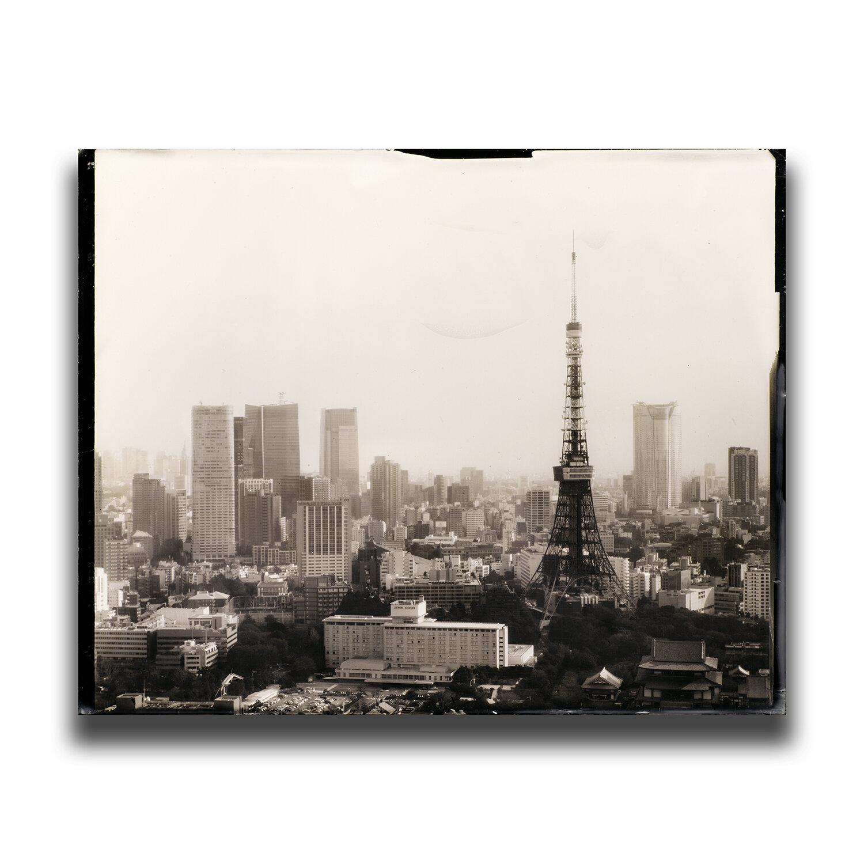 乾板写真 日本 東京 dry collodion process 건판사진 乾版 伊藤悠吾 yugo ito