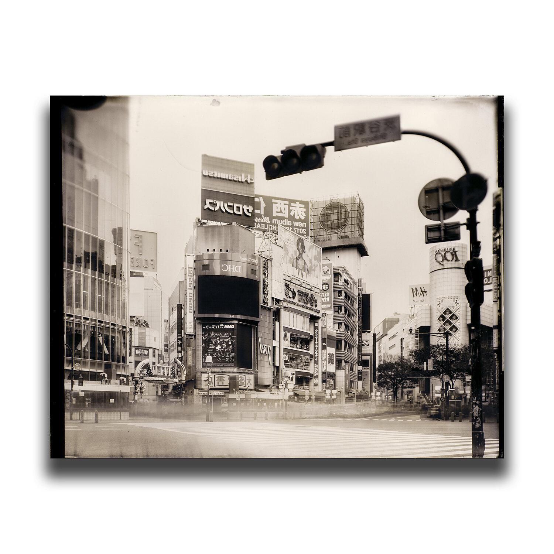 Shibuya Crossing, Tokyo/渋谷スクランブル交差点/도쿄・시부야 스크램블 교차로/東京・澀谷站前十字路口