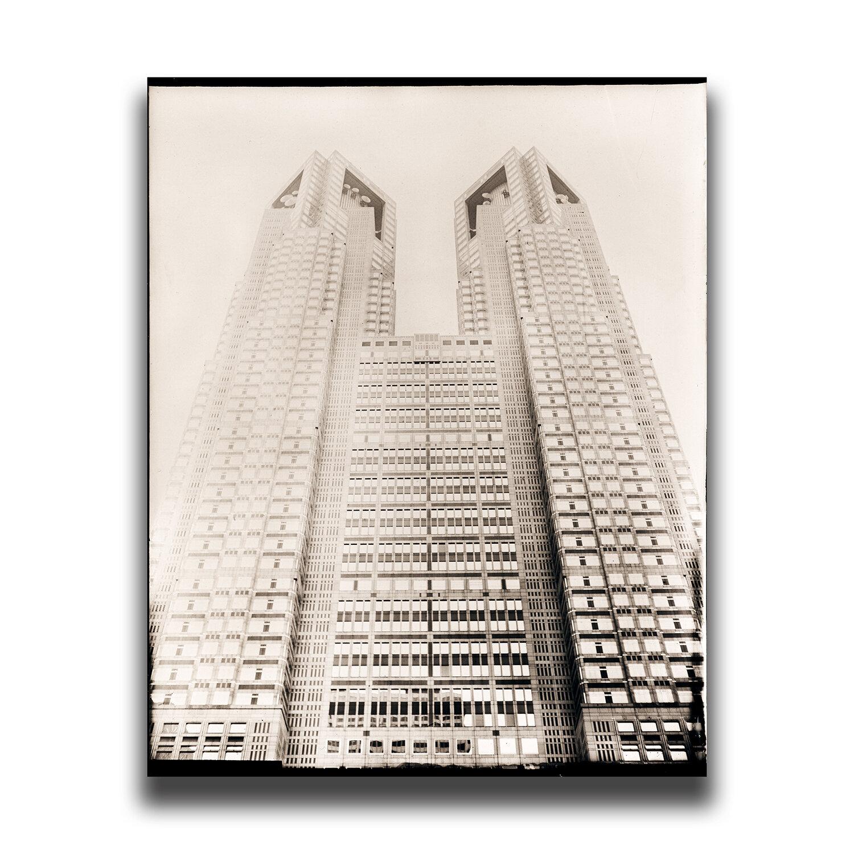 Tokyo Metropolitan Government Building No.1/東京都庁第一本庁舎/도쿄 도청사/東京都廳第一本廳舍