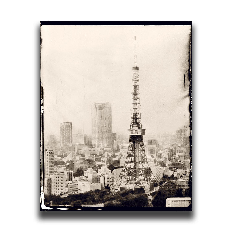 Tokyo Tower/#東京タワー/도쿄 타워/東京铁塔