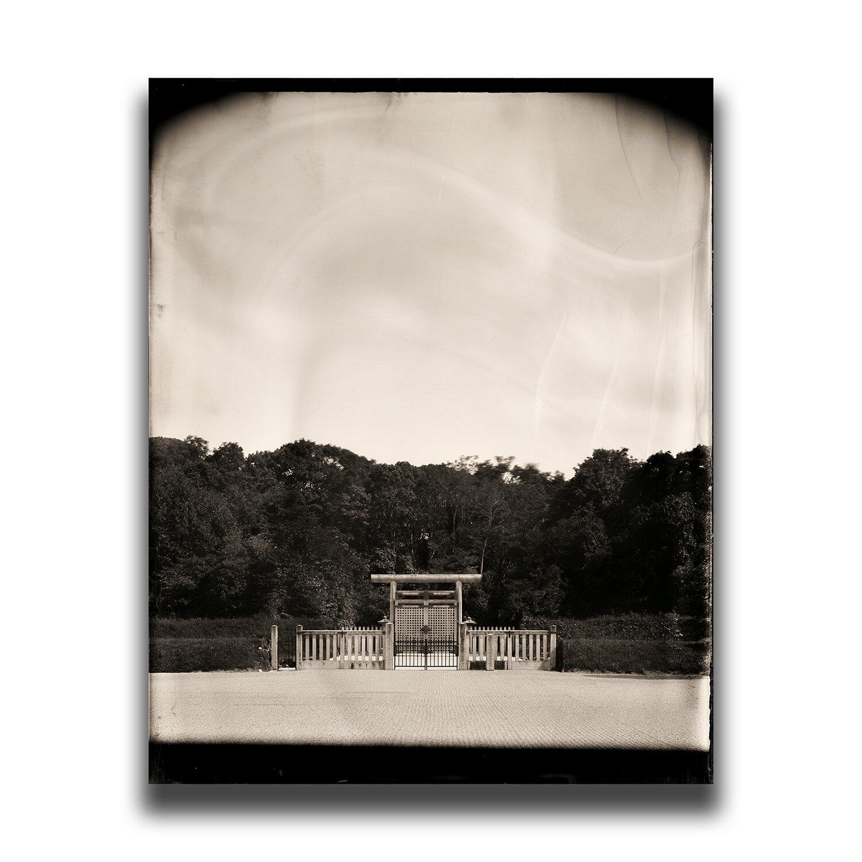 Kashihara・Grave of the Emperor Jimmu(the first Emperor of Japan, according to legend)/橿原・神武天皇陵/가시하라・진무천황 릉/橿原・神武天皇陵